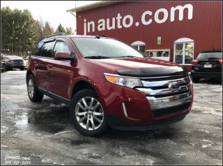 Used 2013 Ford Edge SEL FWD for sale in Richmond, QC