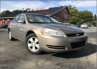 Used 2006 Chevrolet Impala Ls, fiable,confort et élégance classique ! for sale in Richmond, QC