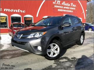 Used 2013 Toyota RAV4 XLE AWD for sale in Richmond, QC