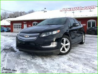 Used 2014 Chevrolet Volt Cuir,bose,Électrique + essence for sale in Richmond, QC