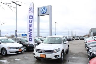 Used 2012 Volkswagen Tiguan 2.0 TSI Trendline for sale in Whitby, ON