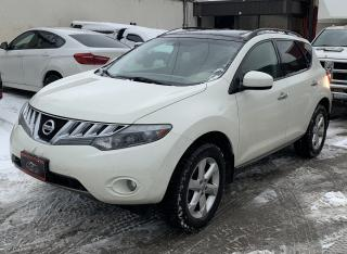 Used 2010 Nissan Murano S for sale in Midland, ON