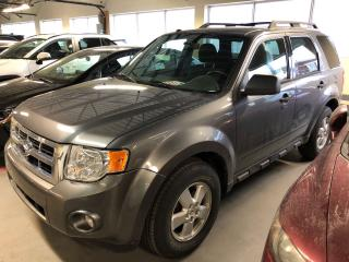 Used 2010 Ford Escape XLT Automatic V6 | FWD | CERTIFIED for sale in Waterloo, ON