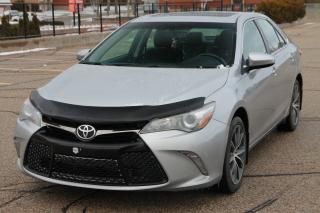 Used 2015 Toyota Camry XLE Heated Seats | Bluetooth | Moonroof | CERTIFIED for sale in Waterloo, ON