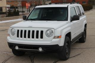 Used 2013 Jeep Patriot Sport/North 4x4 | Sunroof | Heated Seats for sale in Waterloo, ON