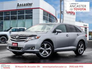 Used 2016 Toyota Venza LE AWD - BLUETOOTH|BACKUP CAMERA|SATELLITE RADIO for sale in Ancaster, ON