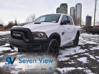 New 2019 RAM 1500 Classic Warlock for sale in Concord, ON
