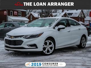 Used 2018 Chevrolet Cruze for sale in Barrie, ON