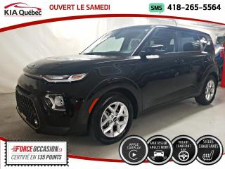 Used 2020 Kia Soul EX* VOLANT CHAUFFANT* CARPLAY* CAMERA* for sale in Québec, QC