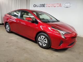 Used 2017 Toyota Prius Techonolgie + Garantie PLATINE for sale in Montréal, QC