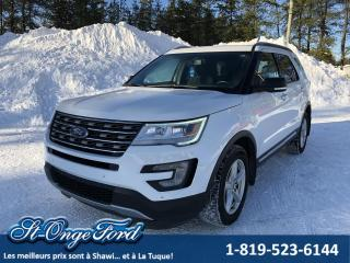 Used 2017 Ford Explorer 4 RM, 4 portes XLT for sale in Shawinigan, QC