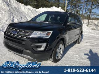 Used 2017 Ford Explorer 4 roues motrices, XLT for sale in Shawinigan, QC