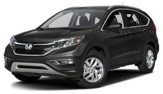 Used 2016 Honda CR-V EX-L for sale in Vancouver, BC