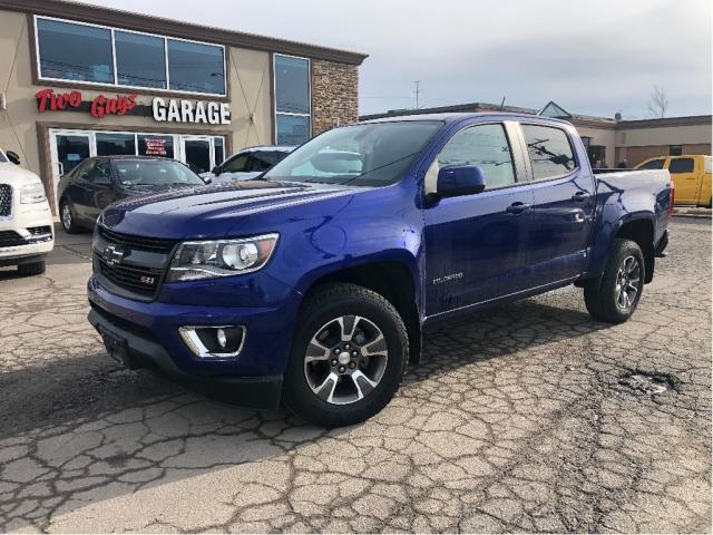 2016 Chevrolet Colorado Z71 Midnight Edition | Crew | Htd Seats | Good Loo
