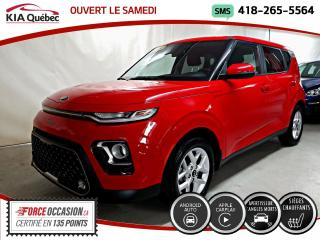 Used 2020 Kia Soul EX* A/C* CARPLAY* SIEGES CHAUFFANTS* for sale in Québec, QC