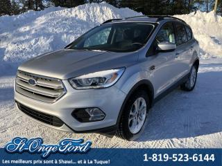 Used 2018 Ford Escape SEL 4RM for sale in Shawinigan, QC