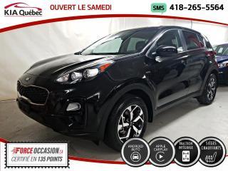 Used 2020 Kia Sportage LX* AWD* CARPLAY* SIEGES CHAUFFANTS* for sale in Québec, QC