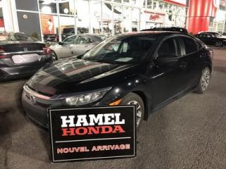 Used 2017 Honda Civic EX Automatique HISTORIQUE D'ENTRETIEN CHEZ HONDA ! for sale in St-Eustache, QC