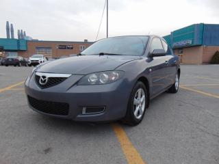 Used 2008 Mazda MAZDA3 2008 Berline 4 portes, boîte manuelle, G for sale in St-Eustache, QC