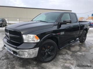 Used 2016 RAM 1500 Eco diesel, Outdoorsman, full avec conso for sale in Drummondville, QC