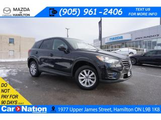 Used 2016 Mazda CX-5 GX | NAV | ALLOYS | BLUETOOTH | ALL-WHEEL DRIVE for sale in Hamilton, ON