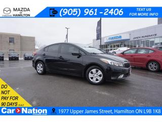 Used 2017 Kia Forte LX | HEATED SEATS | REAR CAM | XM RADIO for sale in Hamilton, ON