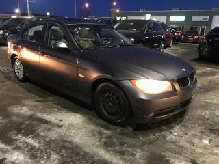 Used 2008 BMW 3 Series 323I RWD for sale in Mirabel, QC