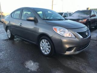 Used 2013 Nissan Versa SV for sale in Mirabel, QC