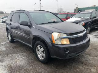 Used 2007 Chevrolet Equinox LS for sale in Mirabel, QC