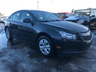 Used 2012 Chevrolet Cruze LT Turbo for sale in Mirabel, QC