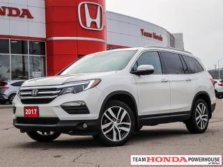 Used 2017 Honda Pilot Touring 280HP | Navigation | Honda Sensing | Priced to Sell Fast!!! for sale in Milton, ON