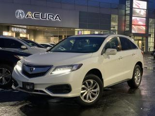 Used 2018 Acura RDX Tech TECH | 1OWNER | NOACCIDENTS | BOUGHTHERE | AWD | for sale in Burlington, ON
