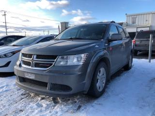 Used 2012 Dodge Journey Valeur Plus FWD AUTOMATIQUE for sale in Rimouski, QC