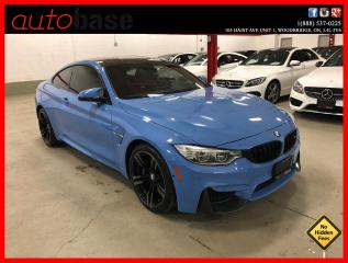 Used 2017 BMW M4 M4 PREMIUM ACTIVE LED CARBON FIBRE for sale in Vaughan, ON