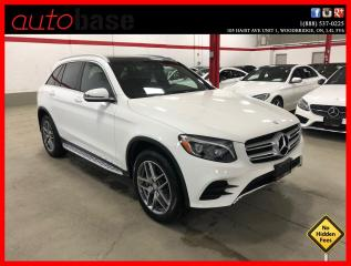 Used 2017 Mercedes-Benz GL-Class GLC300 4MATIC PREMIUM SPORT LED RUNNING BOARDS for sale in Vaughan, ON