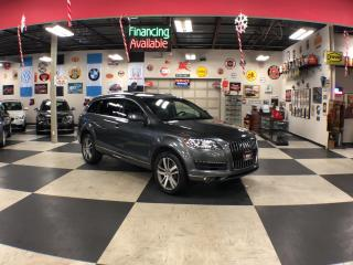 Used 2015 Audi Q7 3.0T AWD 7PASSENGERS NAVI LEATHER PANO/ROOF CAMERA for sale in North York, ON