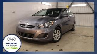 Used 2016 Hyundai Accent Bas Km, Berline 4 portes, boîte automati for sale in Val-David, QC