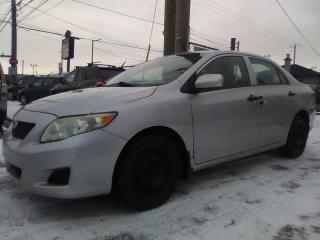 Used 2009 Toyota Corolla 4DR SDN for sale in Longueuil, QC