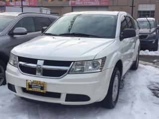 Used 2009 Dodge Journey FWD 4DR SE for sale in Scarborough, ON