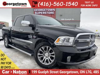 Used 2014 RAM 1500 Longhorn Ltd | 4X4 | RARE | NAVI | BU CAM | LTHR for sale in Georgetown, ON
