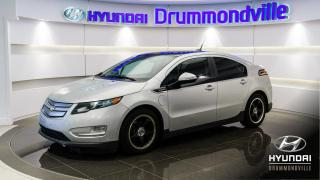 Used 2012 Chevrolet Volt NAVI + BOSE + CUIR + CRUISE + A/C + WOW for sale in Drummondville, QC