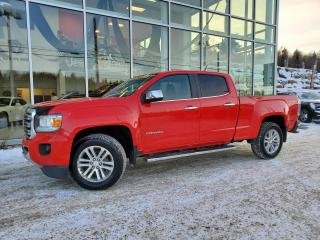 Used 2015 GMC Canyon SLT 4X4 CUIR 101$/SEM 2015 for sale in Ste-Agathe-des-Monts, QC