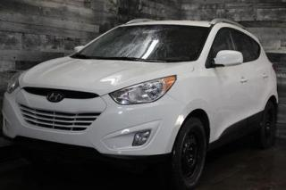 Used 2013 Hyundai Tucson AUTOMATIQUE, SIÈGE CHAUFFANT, BLUETOOTH, GR. ÉLECT for sale in St-Sulpice, QC