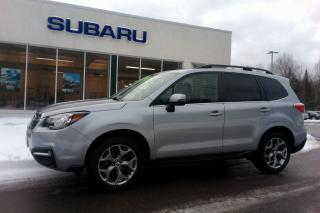 Used 2017 Subaru Forester i Limited w/Tech Pkg for sale in Minden, ON