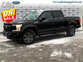 New 2020 Ford F-150 Lariat  - Navigation - Leather Seats for sale in Welland, ON
