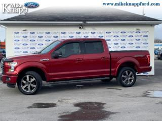Used 2016 Ford F-150 XLT  - SiriusXM for sale in Welland, ON
