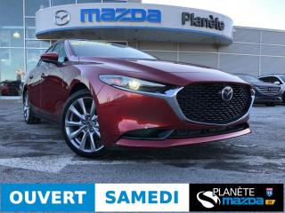 Used 2019 Mazda MAZDA3 GT AWD AUTO TOIT CRUISE BLUETOOTH for sale in Mascouche, QC