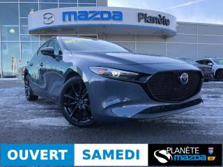 Used 2019 Mazda MAZDA3 GT PREMIUM  AUTO TOIT AIR CUIR CRUISE for sale in Mascouche, QC