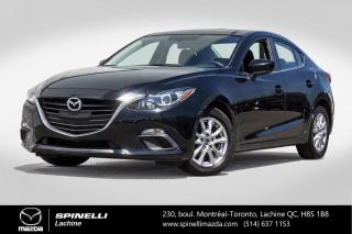Used 2016 Mazda MAZDA3 GS SIEGES CHAUFFANTS PREMIER PAIEMENT EN 3 MOIS MAZDA 3 GS 2016 for sale in Lachine, QC