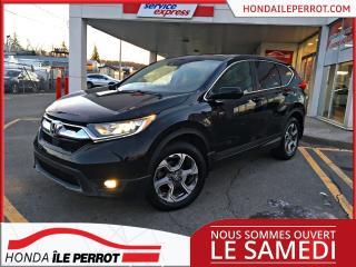 Used 2017 Honda CR-V EX-L UN SEUL PROPRIÉTAIRE, SIÈGES CHAUFFANTS AVANT ET ARRIÈRES for sale in Île-Perrot, QC